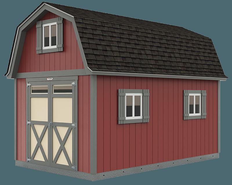 Tuff Shed Premier Pro Tall Barn