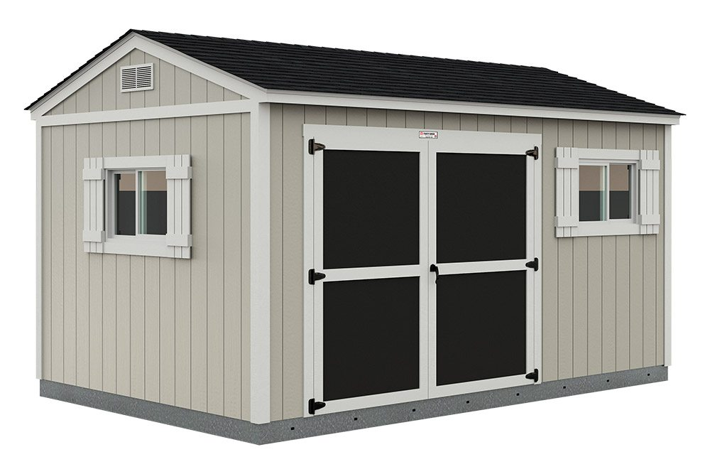 Tuff Shed Premier Tall Ranch