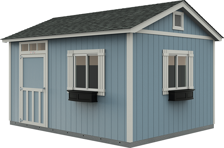 Tuff Shed Premier Pro Tall Ranch